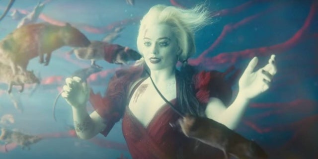 suicide squad rats harley quinn