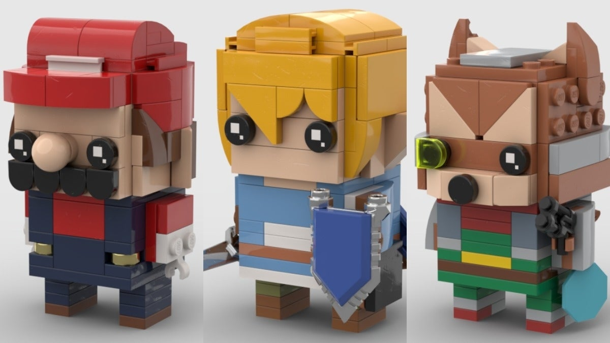 Super Smash Bros Lego