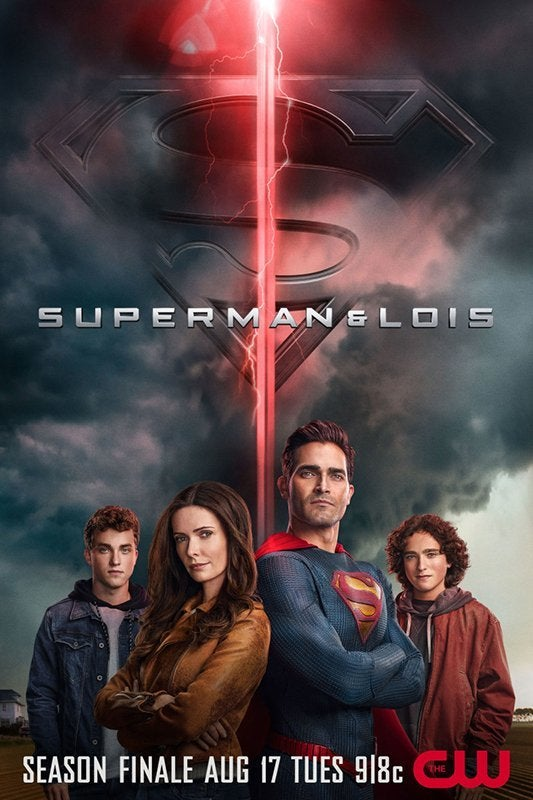 superman and lois season 1 finale poster
