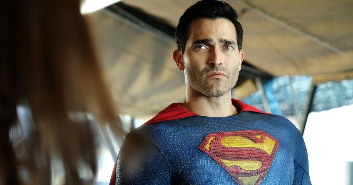 superman and lois the eradicator photos
