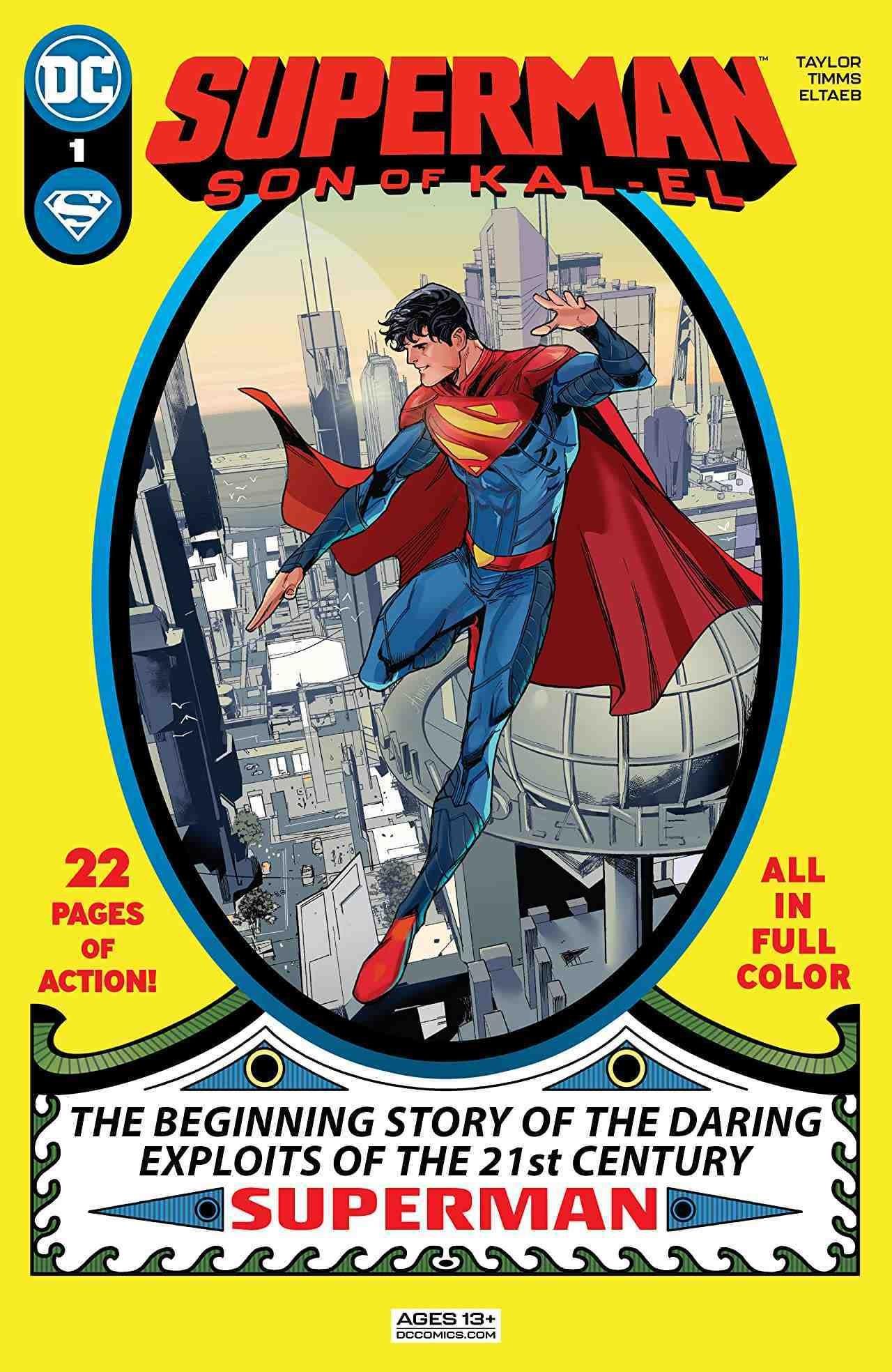 Superman Son of Kal-El #1