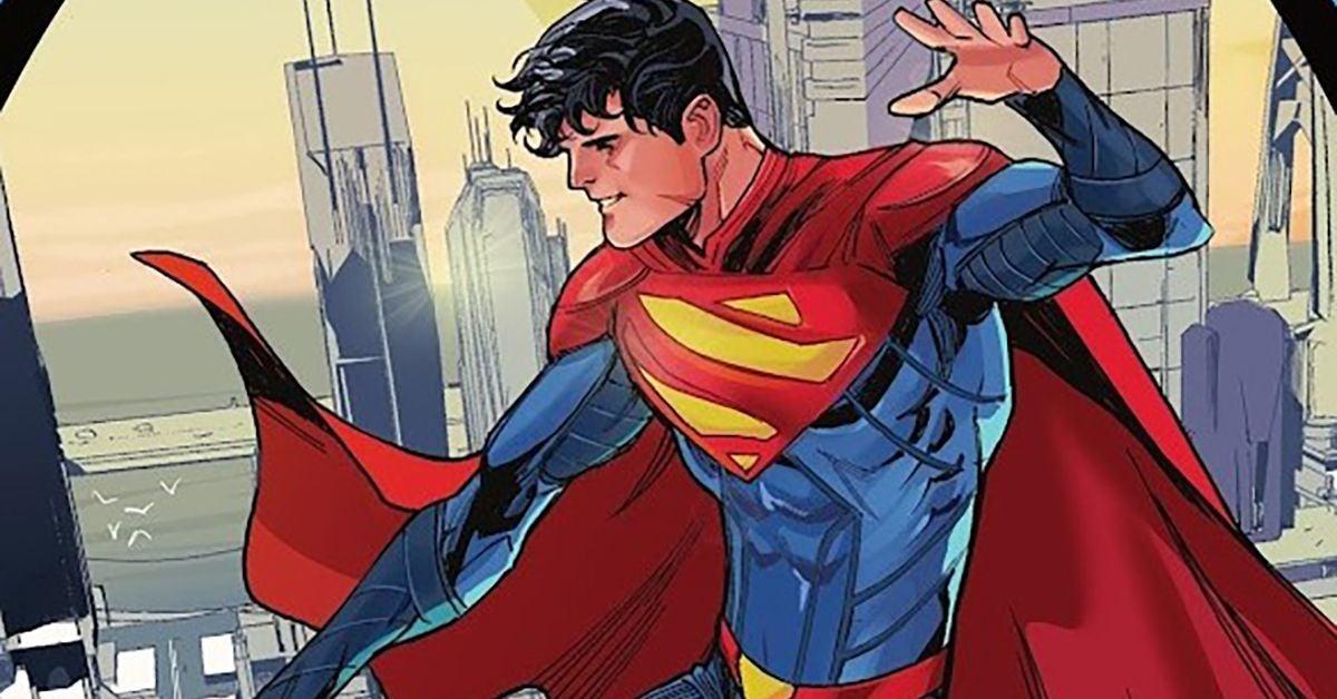 superman son of kal el 1