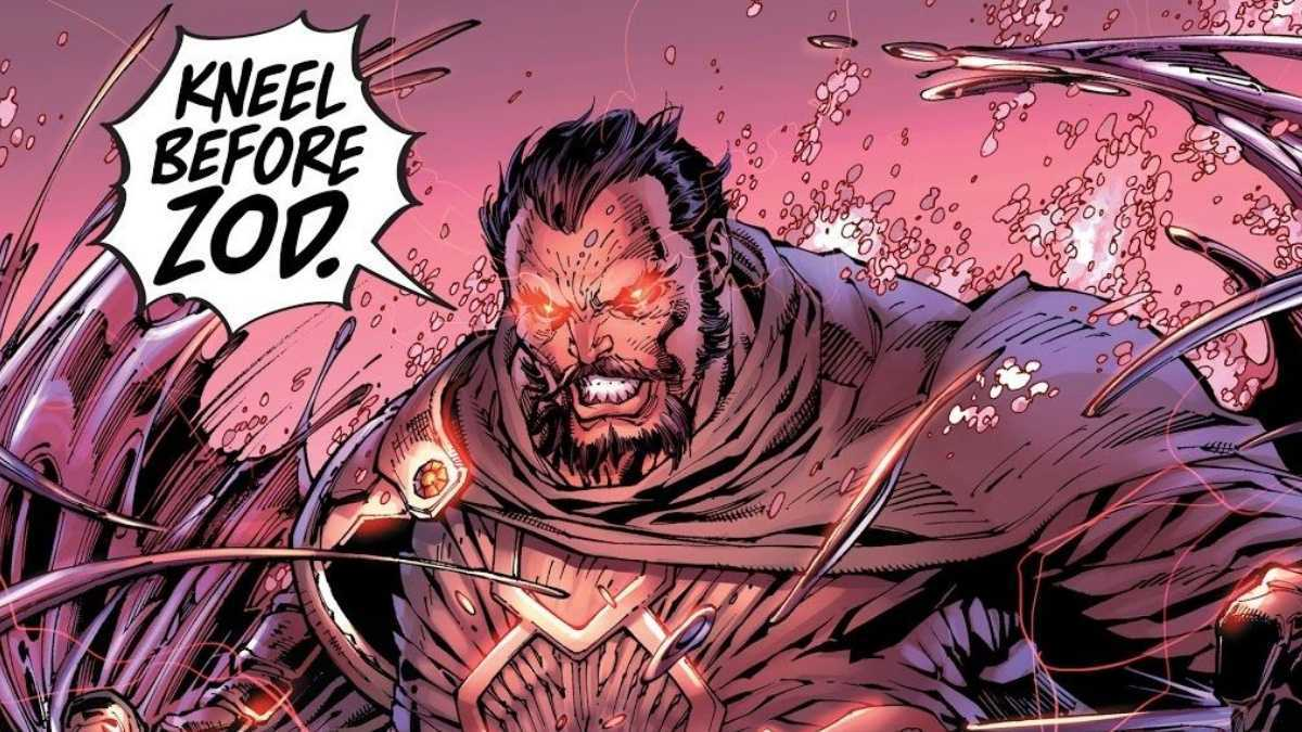 Superman Zod