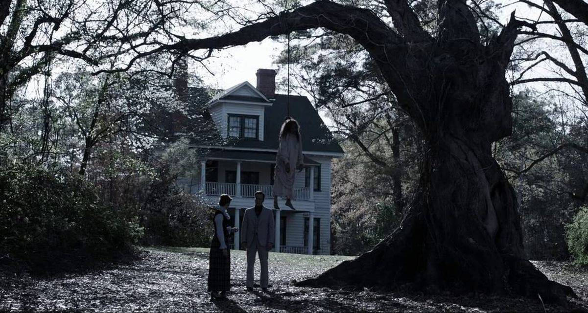 the conjuring movie franchise house documentary