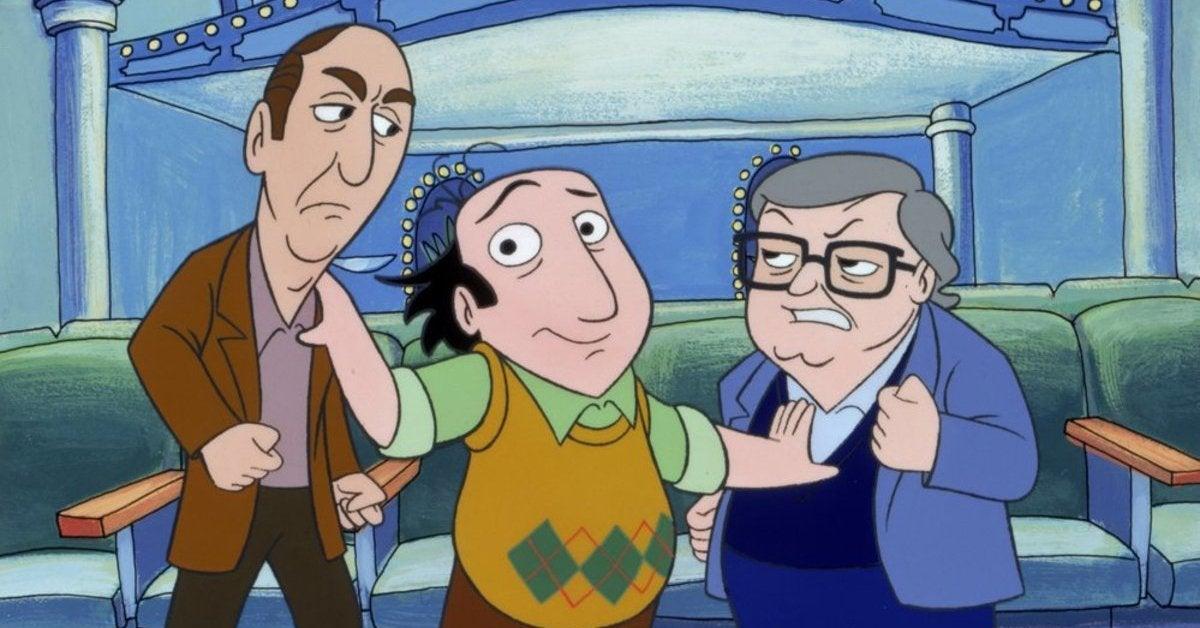 the critic tv show jay sherman siskel ebert reboot revival