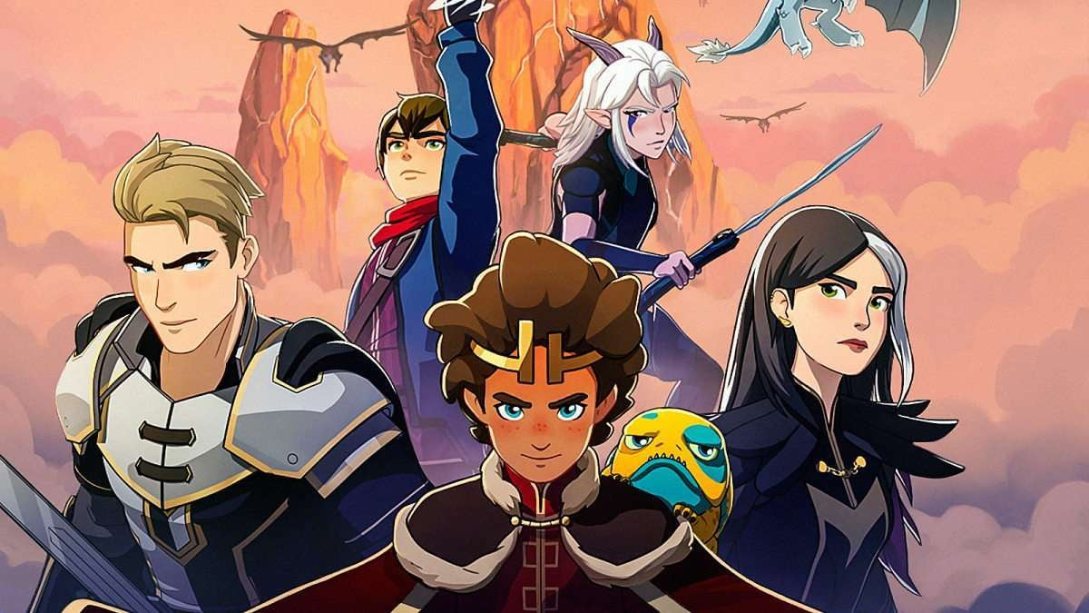 The Dragon Prince Interview
