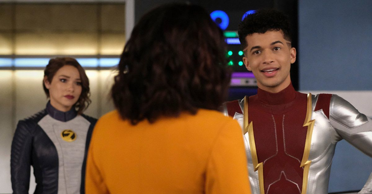 the flash heart of the matter part 1 photos