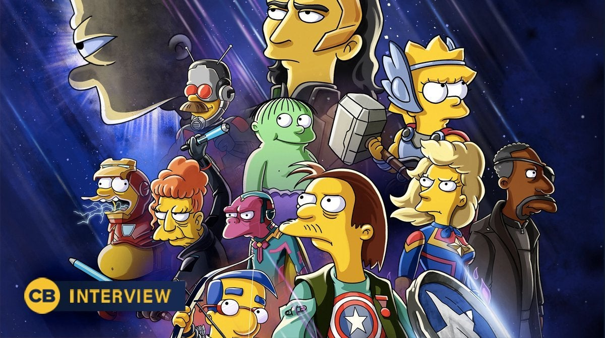 the good the bart the loki al jean interview