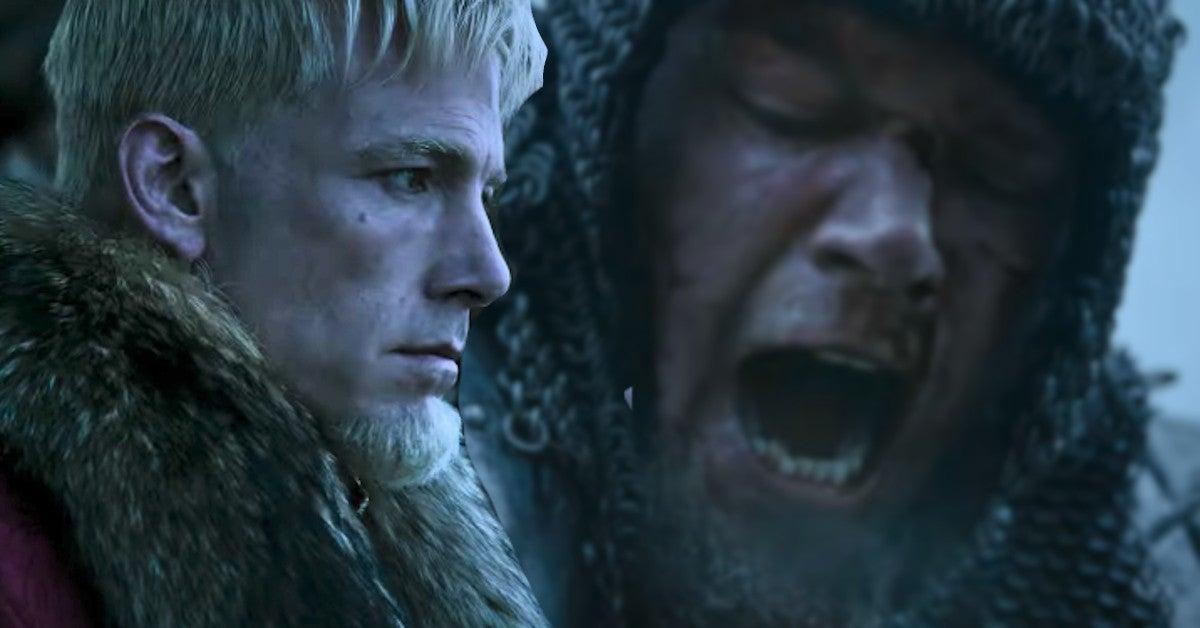 The Last Duel Movie Trailer Matt Damon Ben Affleck