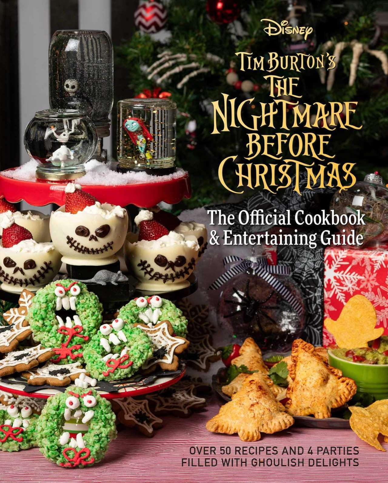 the-nightmare-before-chistmas-cookbook
