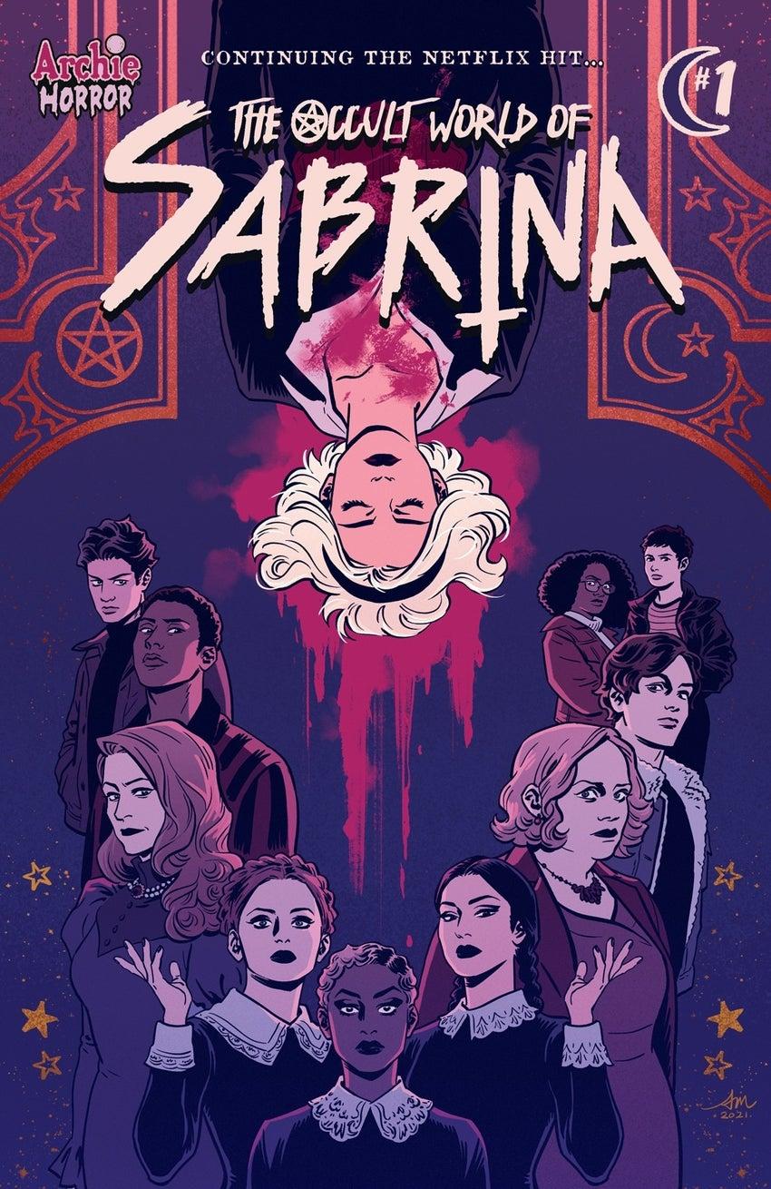 the occult world of sabrina 1