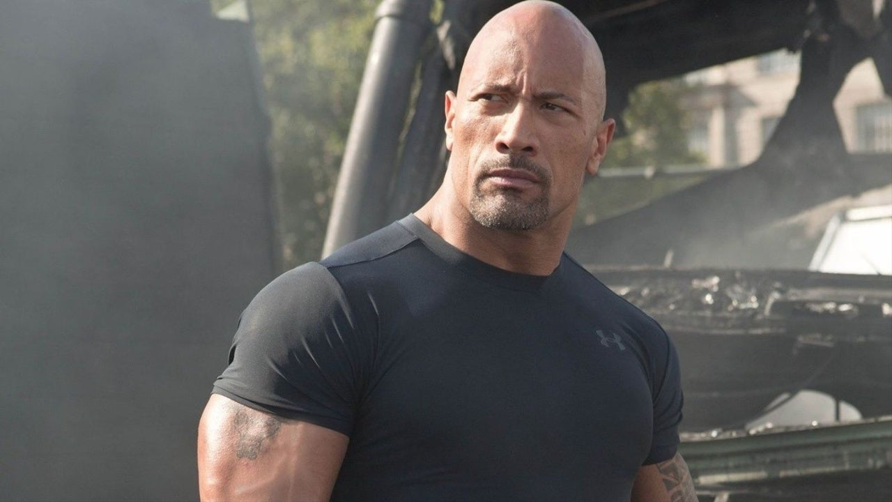 the rock fast and furious