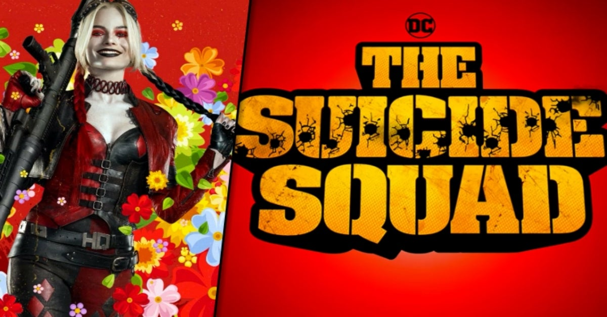 The Suicide Squad Harley Quinn Margot Robbie comicbookcom