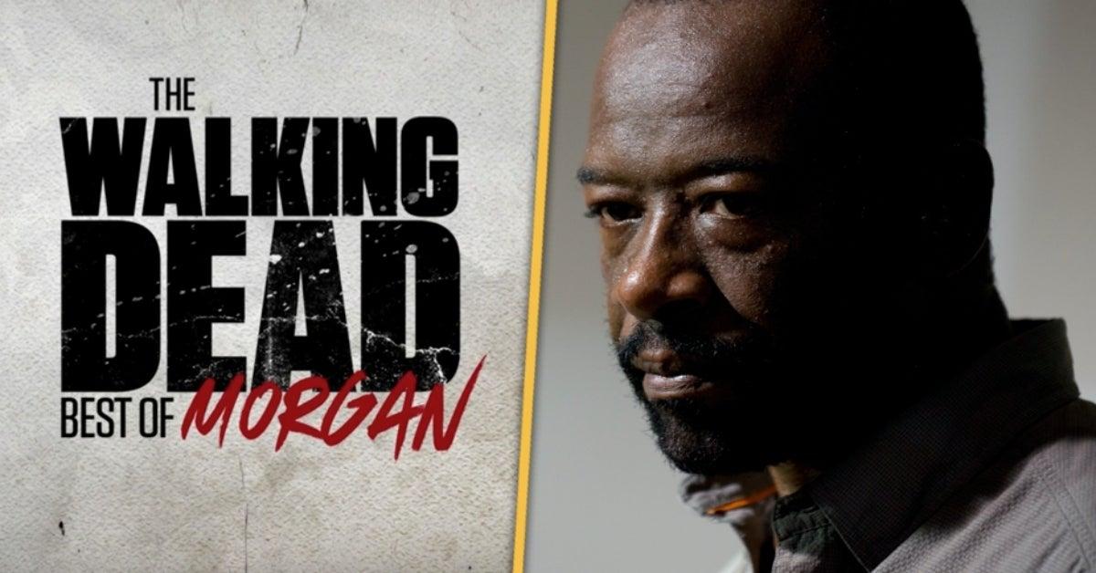 The Walking Dead Best of Morgan Jones comicbookcom