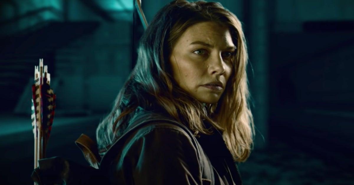 The Walking Dead Final Season 11 Maggie Lauren Cohan
