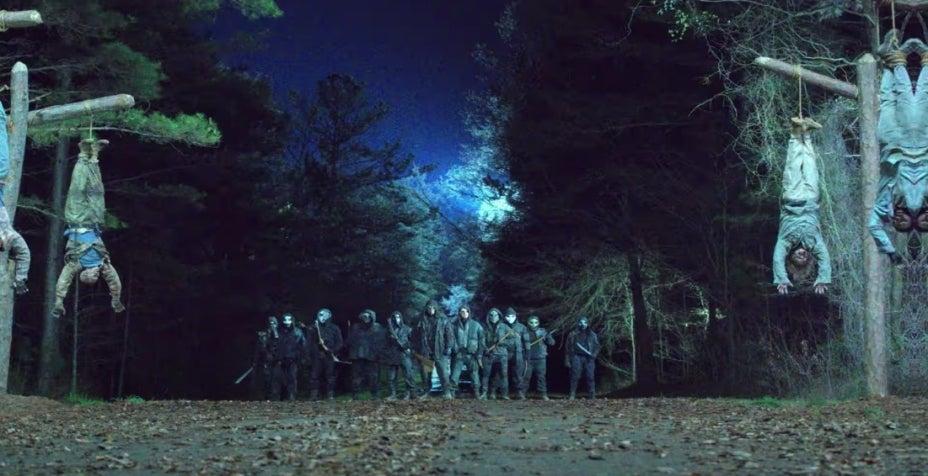 The Walking Dead Final Season 11 Reapers