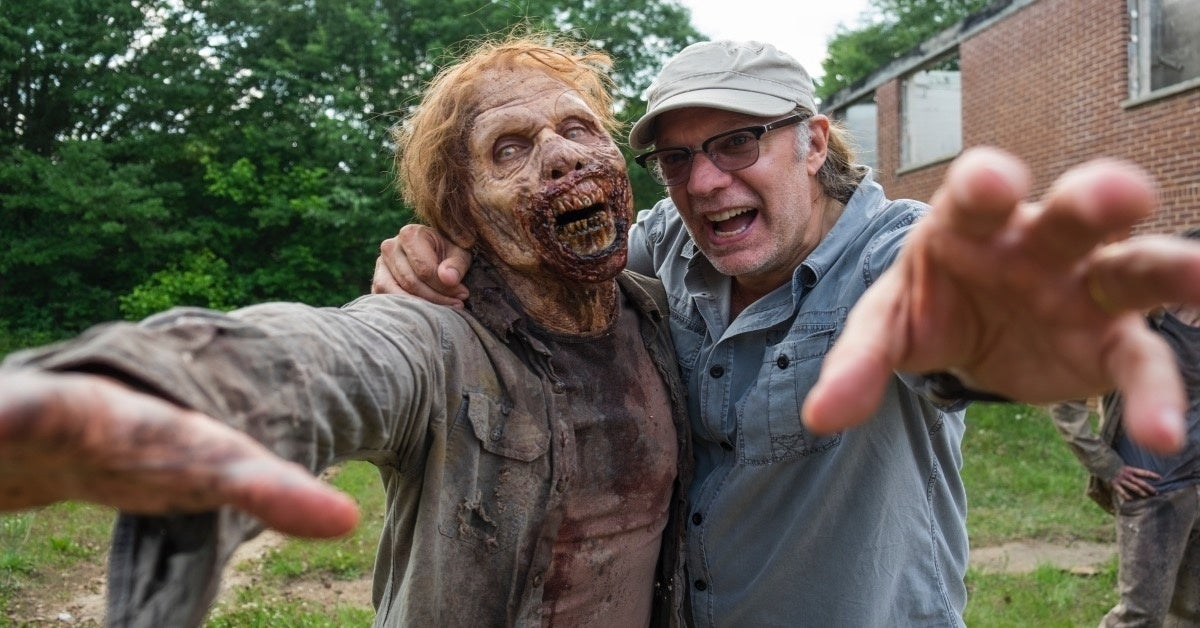 The Walking Dead Greg Nicotero