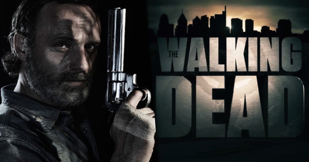 The Walking Dead Movie 1 Rick Grimes Andrew Lincoln