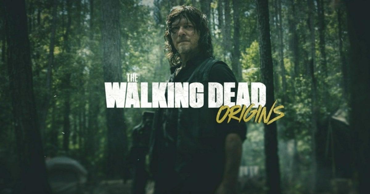 The Walking Dead Origins Daryl
