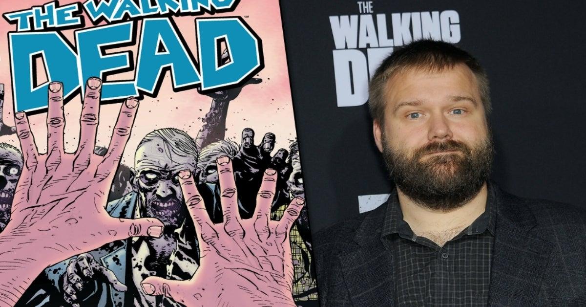 The Walking Dead Robert Kirkman comics