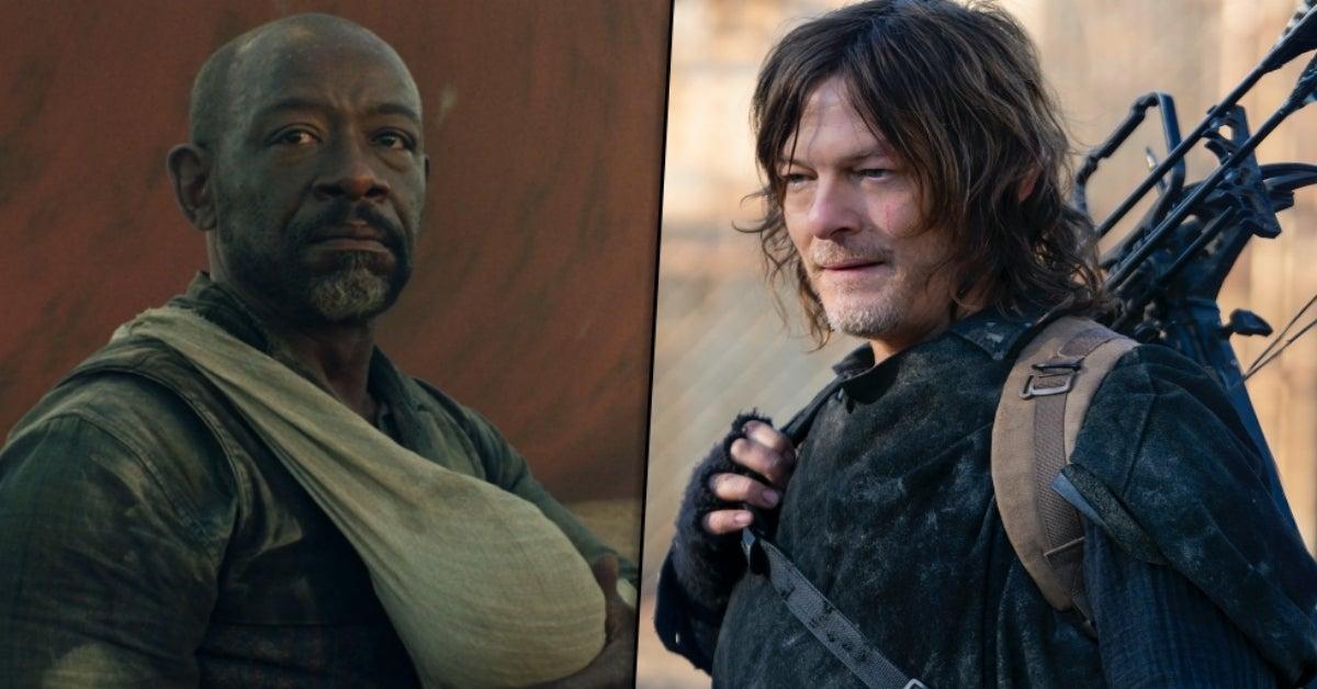 The Walking Dead Season 11 Fear TWD Season 7