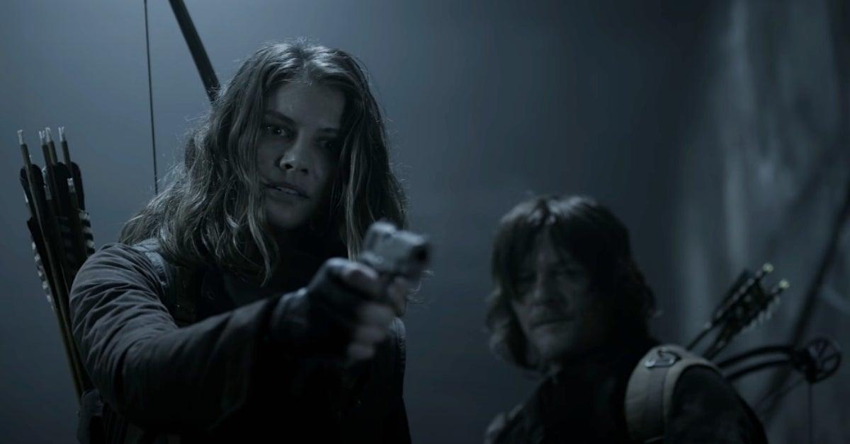 The Walking Dead Season 11 Maggie Lauren Cohan