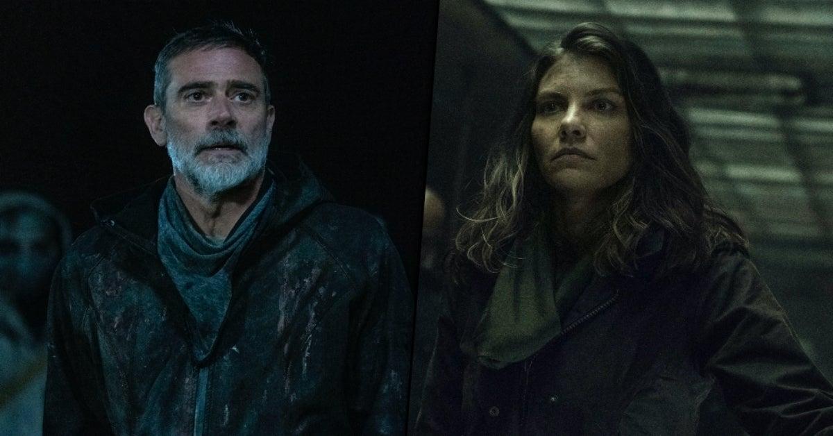The Walking Dead Season 11 Maggie Negan Jeffrey Dean Morgan Lauren Cohan