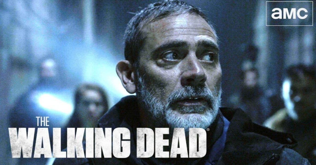 The Walking Dead Season 11 Negan Jeffrey Dean Morgan