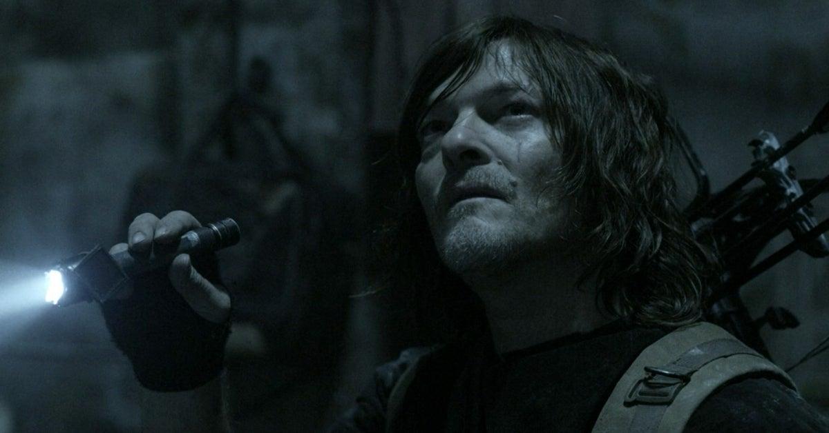 The Walking Dead Season 11 premiere Daryl Norman Reedus