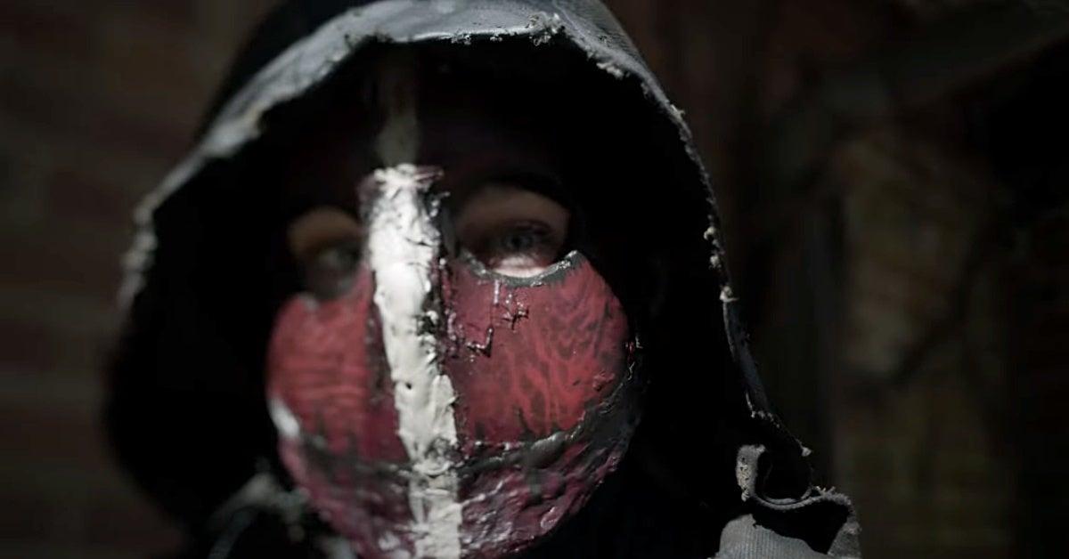 The Walking Dead Season 11 Reapers Leah