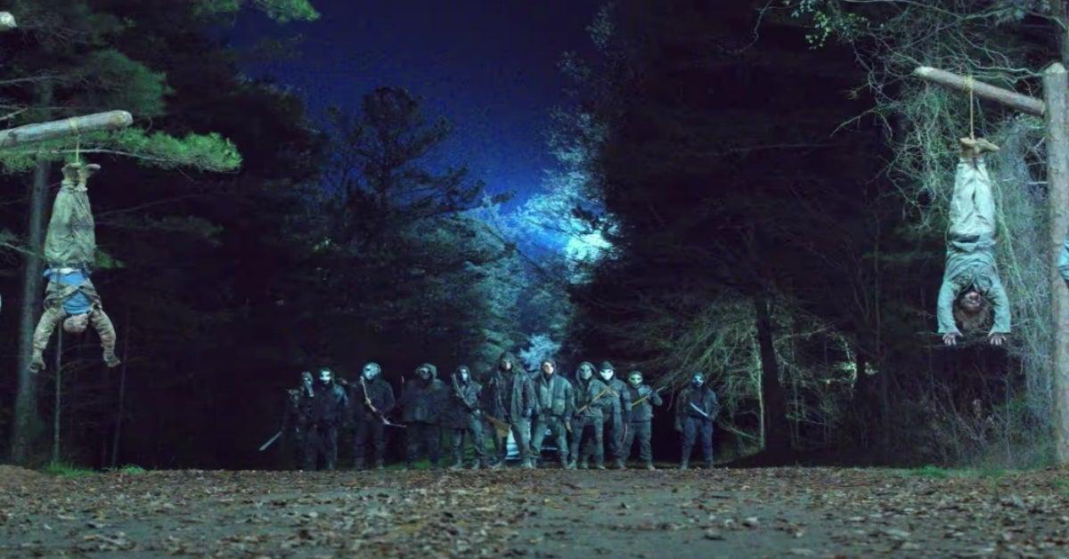 The Walking Dead Season 11 The Reapers