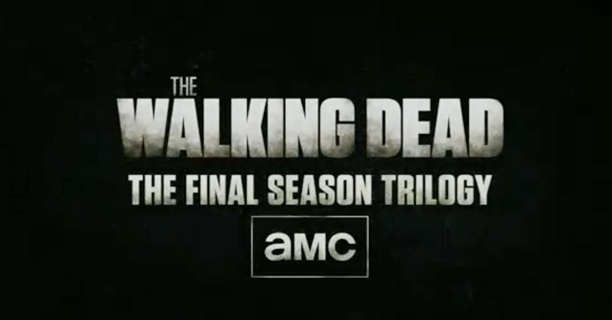 The Walking Dead The Final Season Trilogy