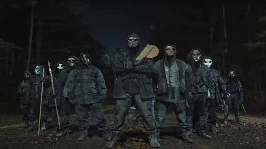 The Walking Dead the Reapers