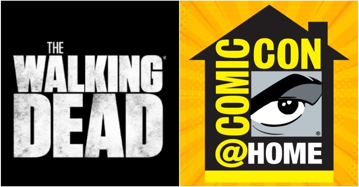 The Walking Dead Universe San Diego Comic-Con at Home 2021
