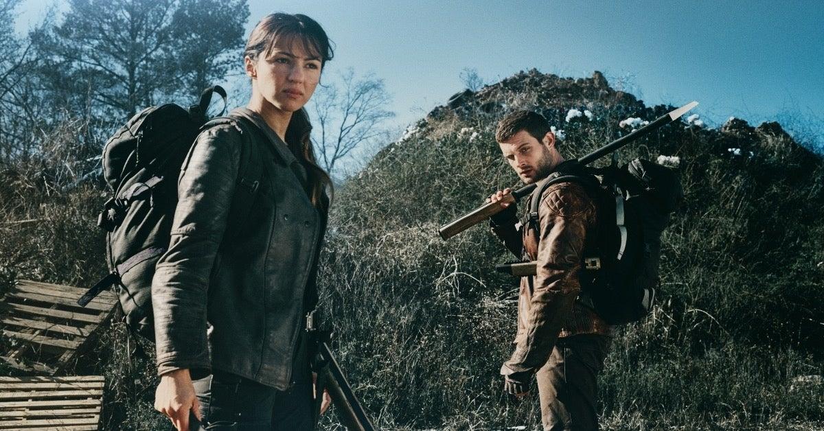 The Walking Dead World Beyond Nico Tortorella