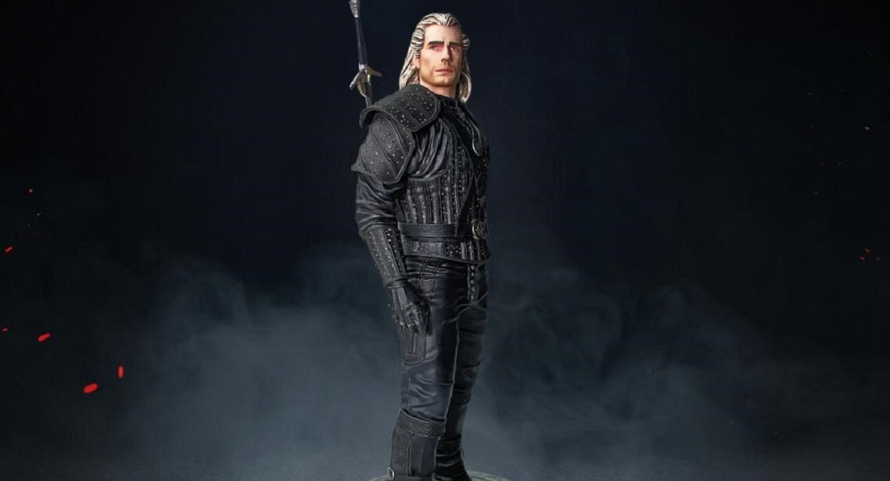 The Witcher Figure