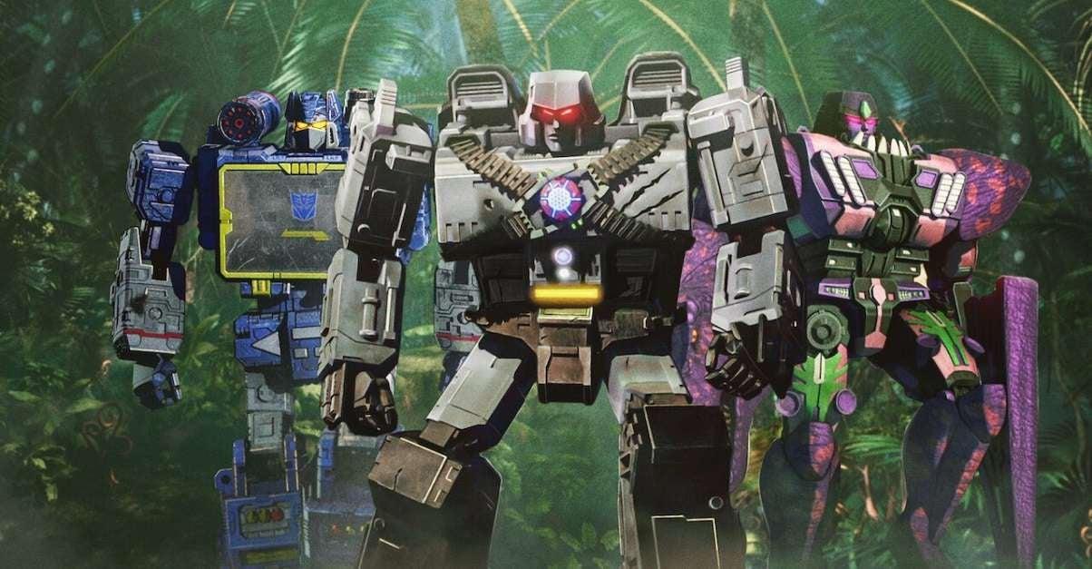 Transformers Beast Wars Reacts