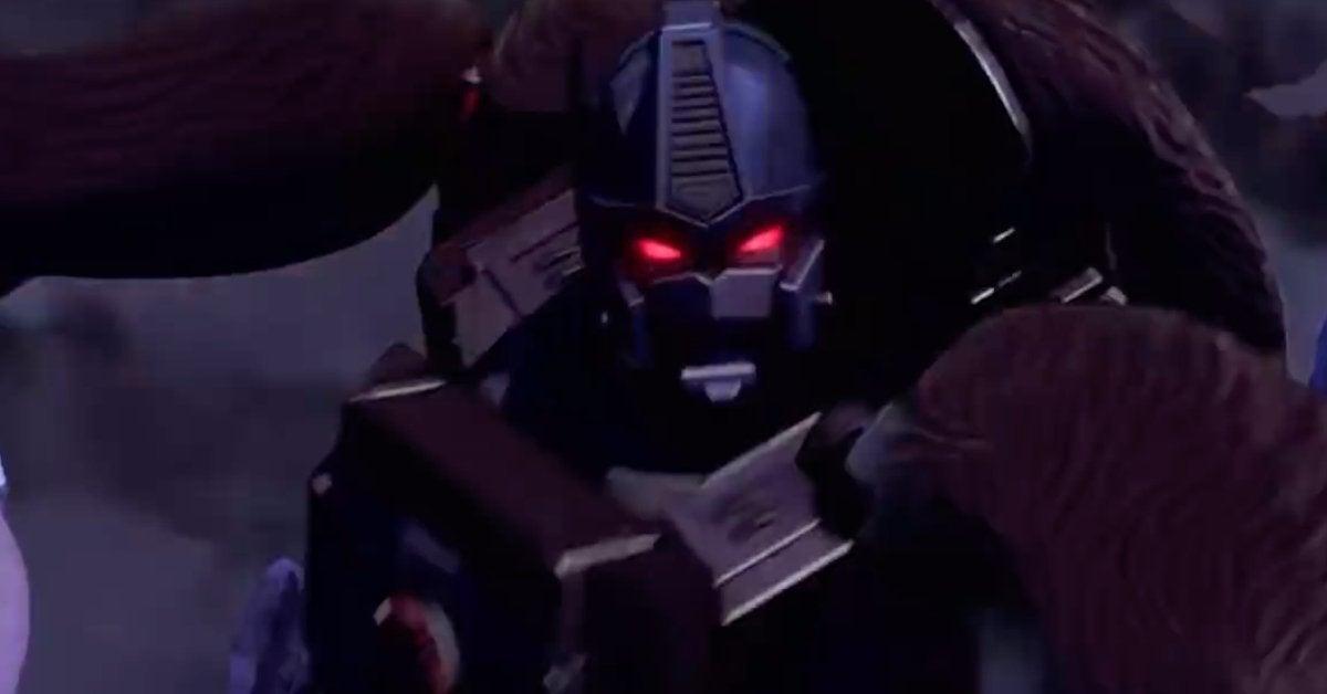 Transformers War for Cybertron Kingdom Beast Wars Optimus Primal Netflix