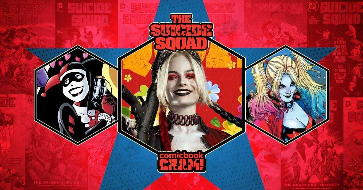TSS Cram - Harley Quinn Back Issues