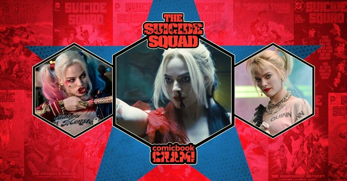 TSS Cram - Harley Quinn DCEU