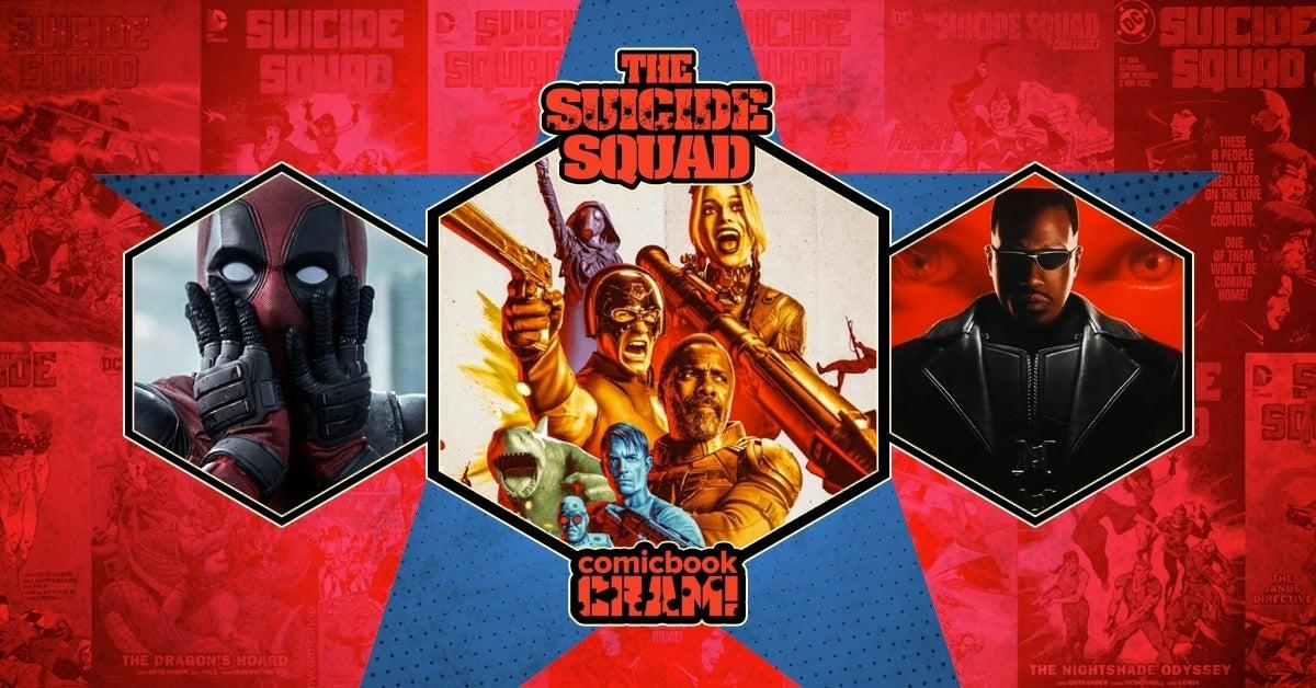 TSS Cram - R Rated Superhero Movies
