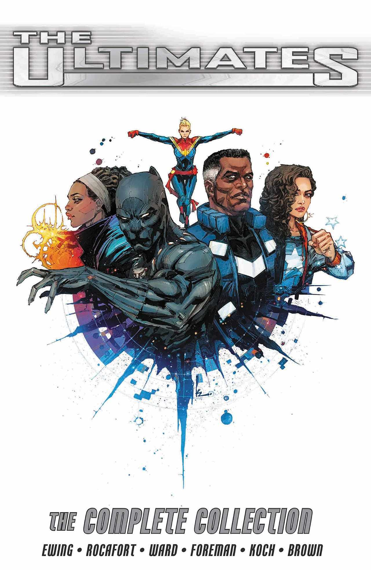 Ultimates By Al Ewing The Complete Collection