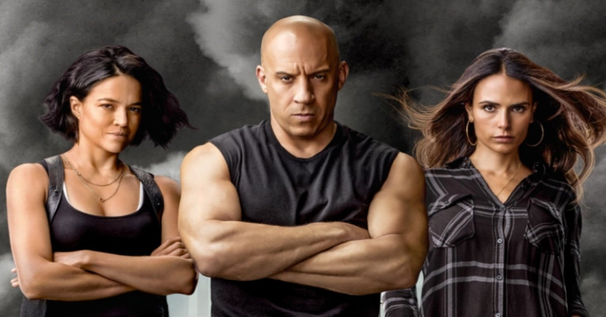 Vin Diesel Dominic Toretto Fast Furious family
