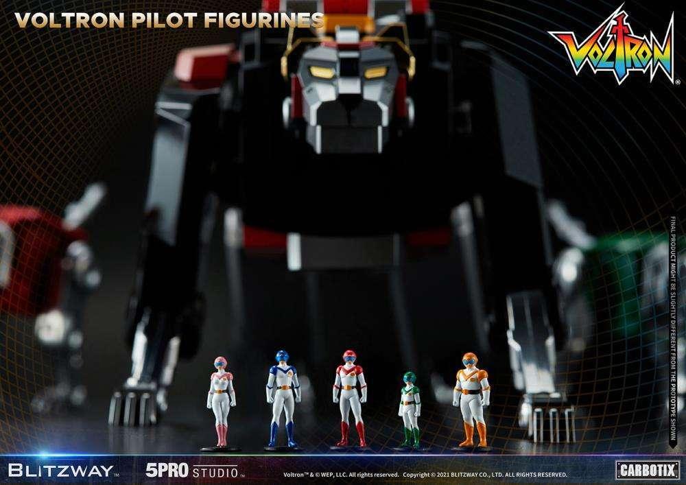voltron-figures