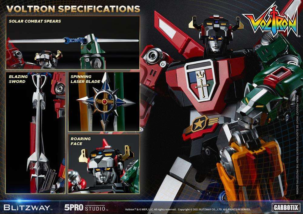 voltron-weapons