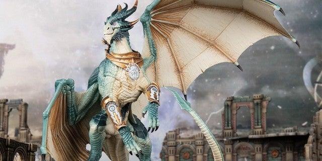 warhammer dragon