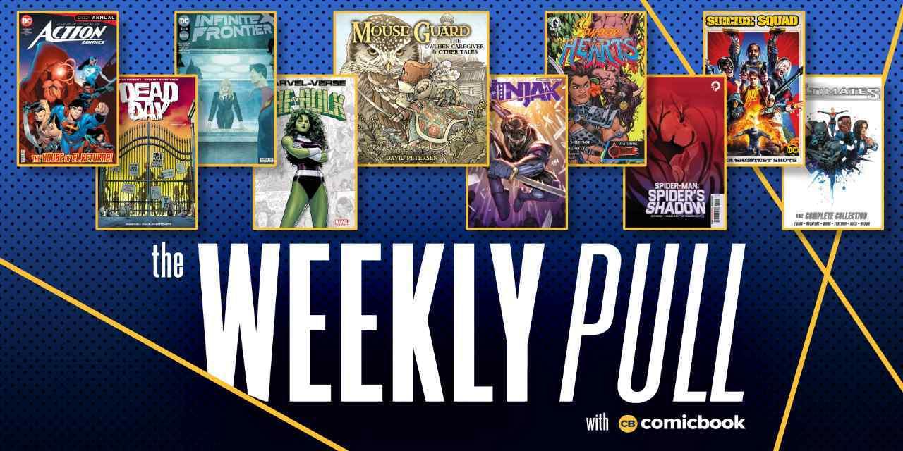 weekly pull week of july 14 2021