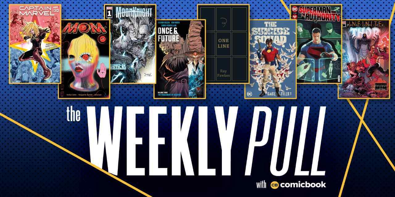 weekly pull week of july 21 2021