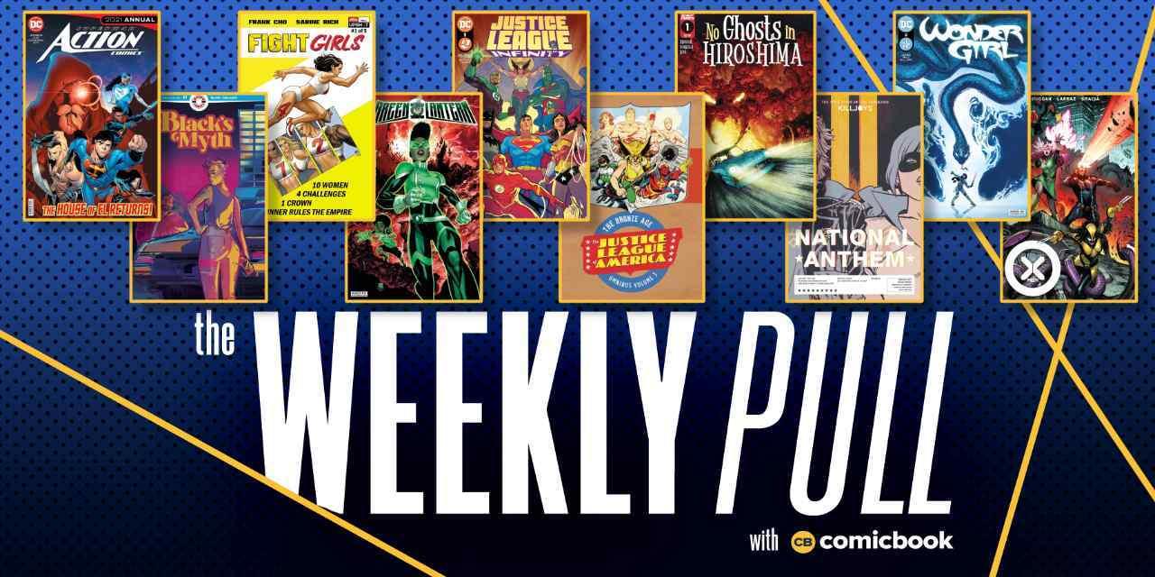 weekly pull week of july 7 2021