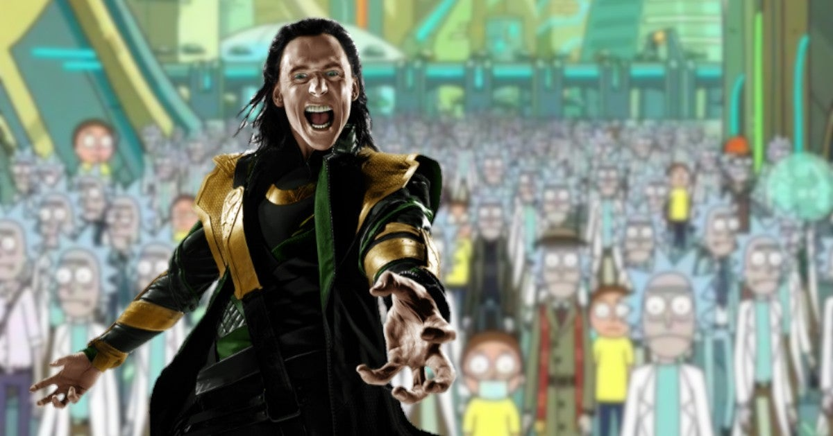 Why Loki Is Marvel Rick And Morty References